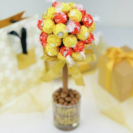 The Double Choc Tree - 35cm Hamper