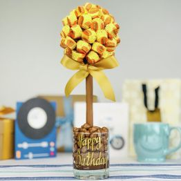 Reese's Peanut Butter Tree 35cm Hamper