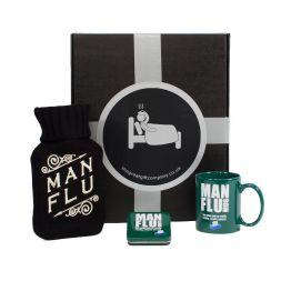 Man Flu Gift Box (UK ONLY) Hamper