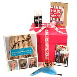 Hair Flair Gift Box (UK ONLY) Hamper