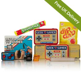 Back to the 80's Gift Box Hamper