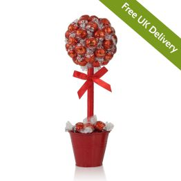 The Lindor Red Tree Hamper