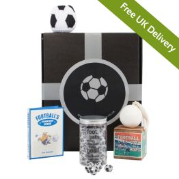 Footy Fan's Gift Box Hamper