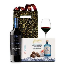 Wine & Boozy Chocs Hamper