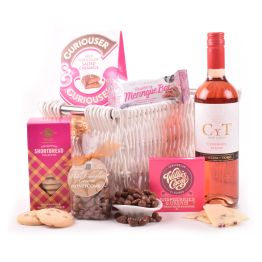 Pink Treats Hamper Hamper