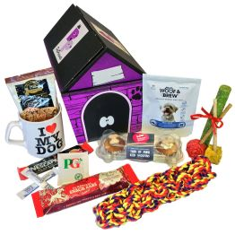 I Love Dogs Hamper Hamper
