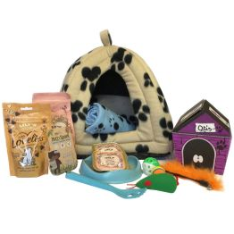 New Boy Kitty Hamper Hamper