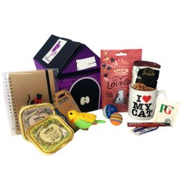 A Cats Companion Hamper Hamper
