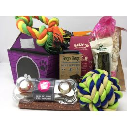 The Dog Treat Hamper - Large Dogs Hamper
