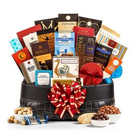 Gourmet Grandeur Gift Basket (USA Only) Hamper