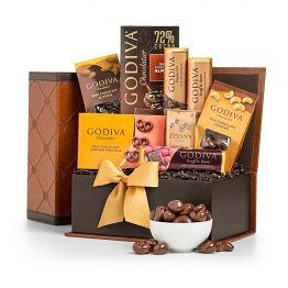 The Chocoholic Gift Basket Hamper