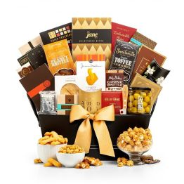 Send English Hampers To The USA