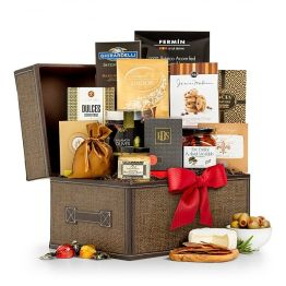 The Grand Gourmet Gift Basket Hamper