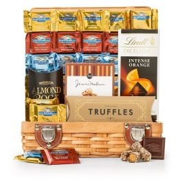 Send english hampers to the usa british gift baskets to us from the chocolate indulgence negle Gallery