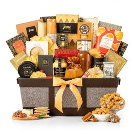 The Grand Gourmet Basket