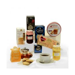 Gourmet Afternoon Tea Hamper Hamper
