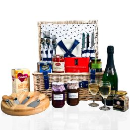 Ultimate Everything but Cheese Hamper Hamper