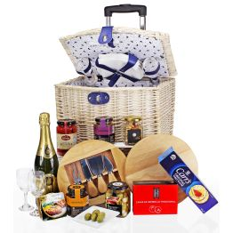 Ultimate Gourmet Picnic on Wheels (Light) Hamper