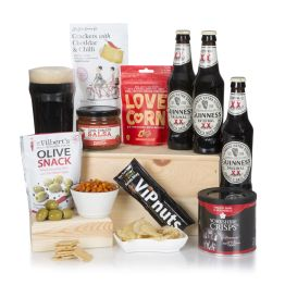 Guinness & Snacks Hamper Hamper