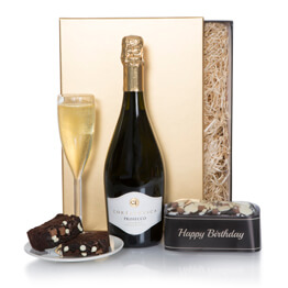 Happy Birthday Prosecco Hamper Hamper