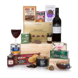 Gourmet Food & Wine Hamper Hamper