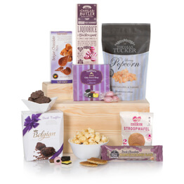 Chocolate & Sweets Christmas Hamper Hamper