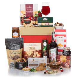 Luxury Alcohol Free Xmas Hamper Hamper
