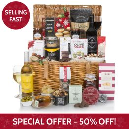 Luxury Traditional Christmas Hamper Hamper