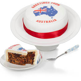 Australian Greetings Cake