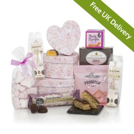 Only The Best For Her Hamper Hamper