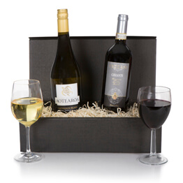 Connoisseur Xmas Wine Duo Gift Hamper