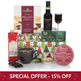 Santa's Midnight Treats Hamper