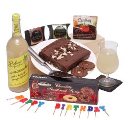 Alcohol Free Birthday Hamper Hamper