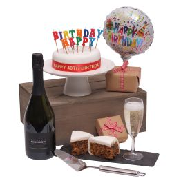 Happy 40th Birthday   Hamper