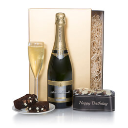 Champagne Birthday Hamper Hamper