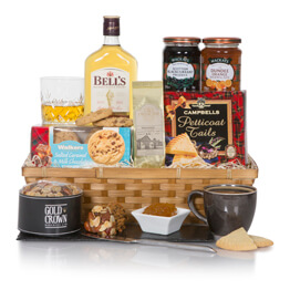 The Luxury Scottish Hamper Hamper