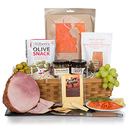 The Smoked Food Hamper Hamper