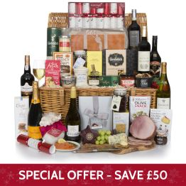 The Ultimate Christmas Hamper Hamper