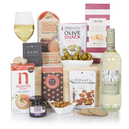 Vegan Wine Hamper Hamper