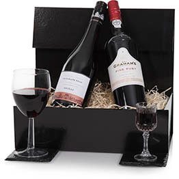 Port & Red Wine Hamper Hamper