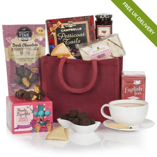 Free UK Delivery Sweet Treats For Her Hamper
