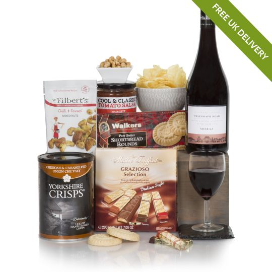 The Classic Food Hamper Gift Hamper