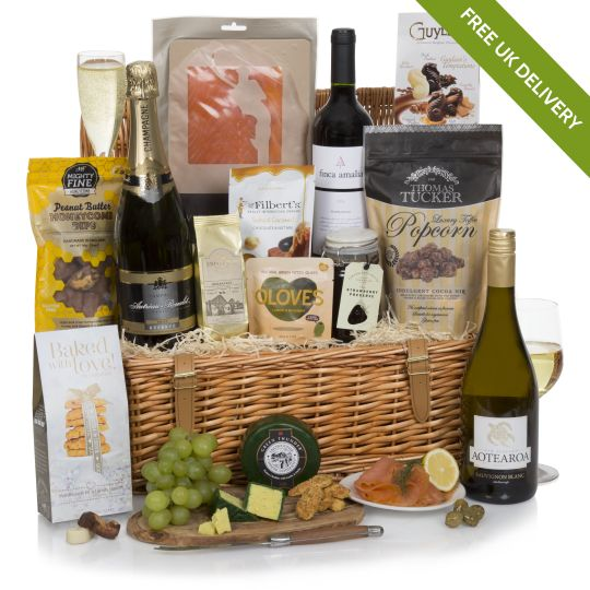 The Luxury Food Hamper Hamper