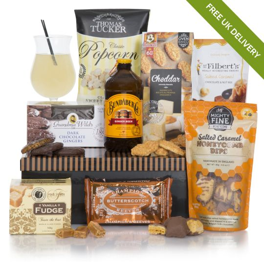 Alcohol Free Hamper For Him Hamper
