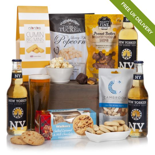 Hamper delivery in europe send luxury gift baskets to europe beer lovers hamper negle