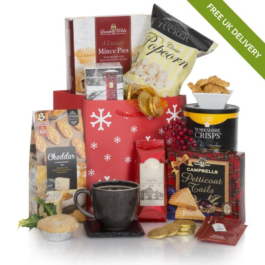 A Little Taste Of Christmas Hamper Hamper