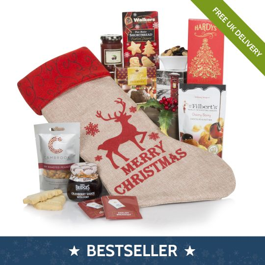 Merry Christmas Gift Hamper Hamper