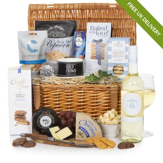 Jolly Holly Christmas Hamper Hamper