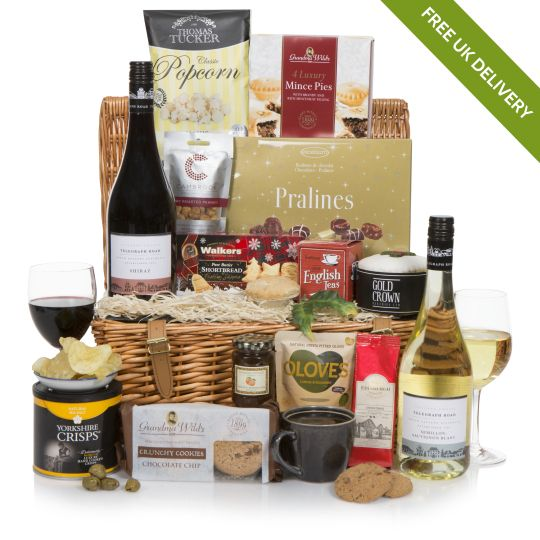 Luxury Bearing Gifts Christmas Hamper Hamper