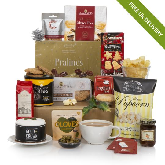 Bearing Gifts Christmas Hamper Hamper
